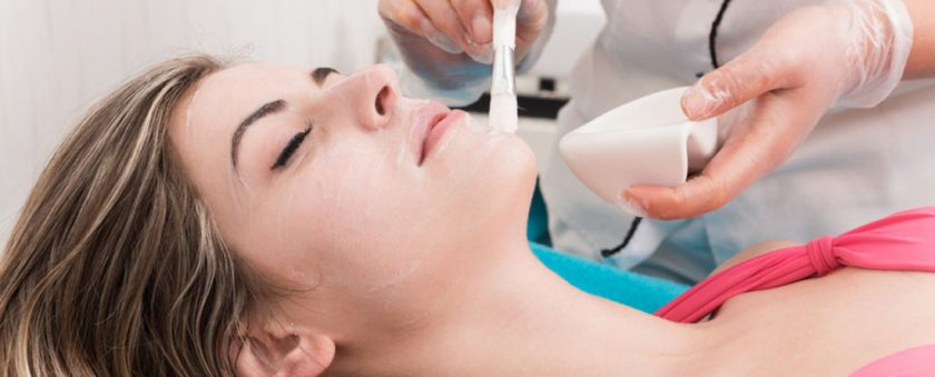 Dr. Scott Bartlett, an award winning Philadelphia adult plastic surgeon, performs chemical peels